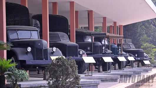 """5 chiếc xe """"siêu độc"""" của quân đội Việt Nam"""