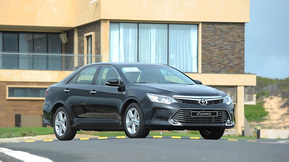 Toyota bán hơn 4.500 xe trong tháng 4/2016