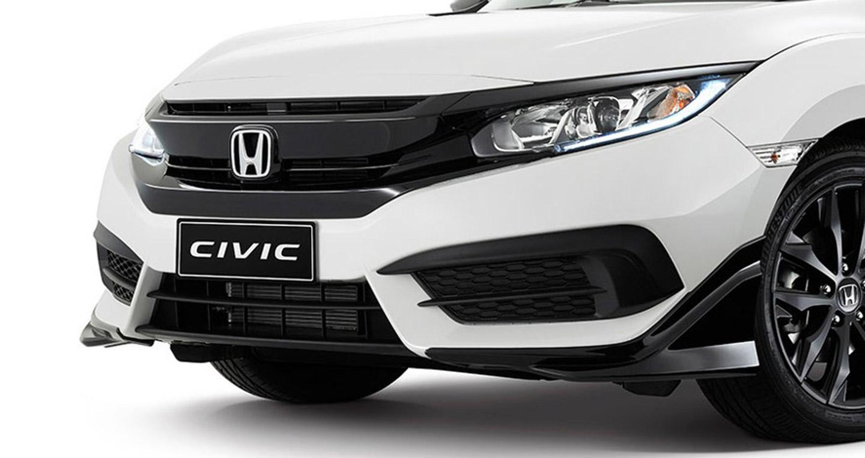 Honda civic 2016 b t m t trong b c nh m i for Honda black car