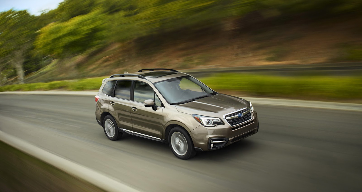 Subaru Announces Pricing For 2016 Forester Cherry Hill