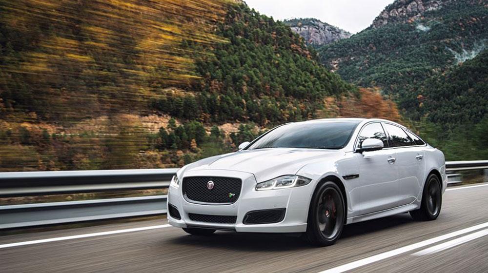 """Jaguar XJ phiên bản mới – """"Báo đêm"""" tái xuất"""