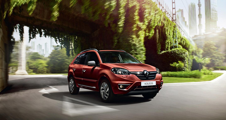 Renault Việt Nam dành ưu đãi cho khách hàng mua Koleos dịp EURO