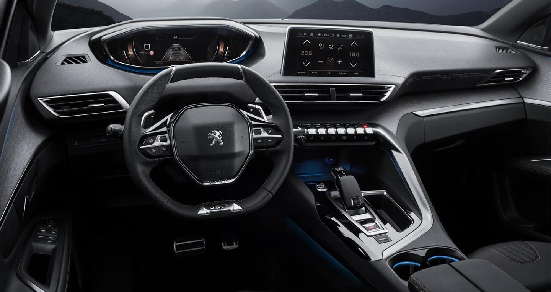 Đánh giá xe Peugeot 3008 GT, hình ảnh & khả năng vận hành 5