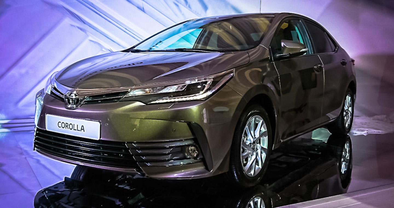Toyota Corolla 2017 chính thức trình làng