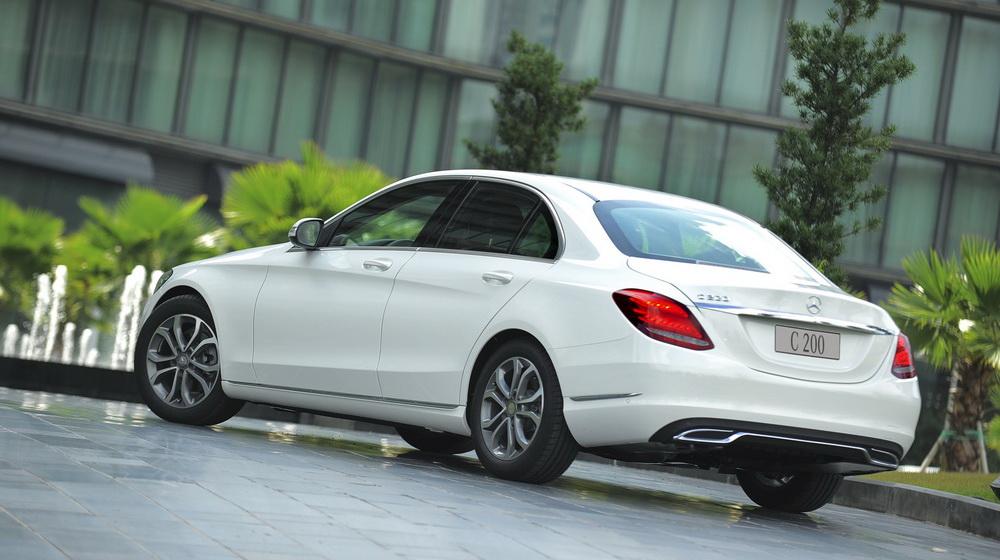 Đánh giá Audi A4 2016 và Mercedes C200 về Thiết kế ngoại thất