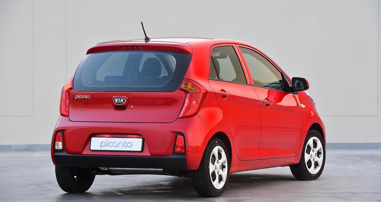 Kia Picanto 1.2 LS được trình bán tại Nam Phi với giá cực rẻ 3