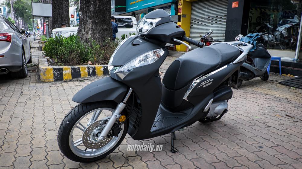 Giá xe Honda SH300i 2016 tại Việt Nam 275 triệu VNĐ