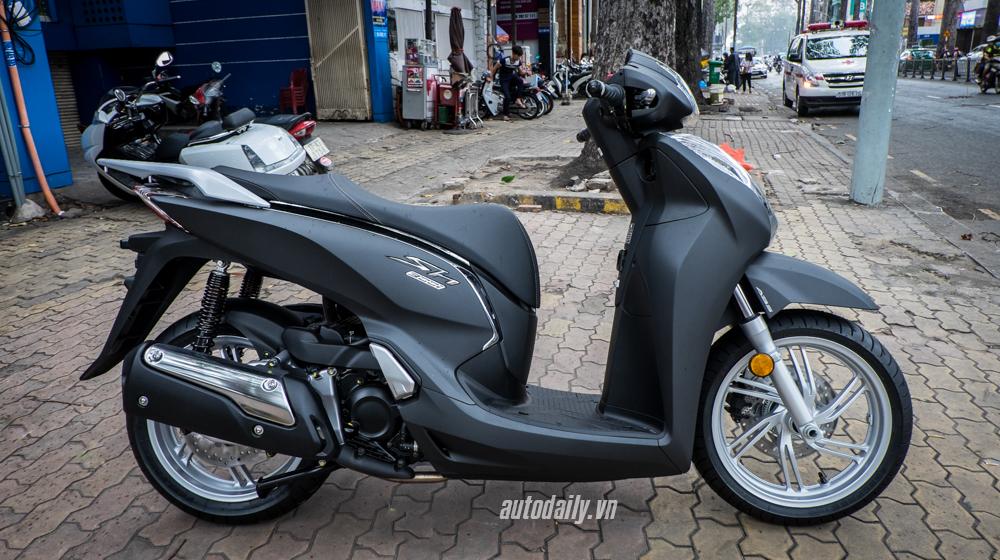 Giá xe Honda SH300i 2016 tại Việt Nam 275 triệu VNĐ 3