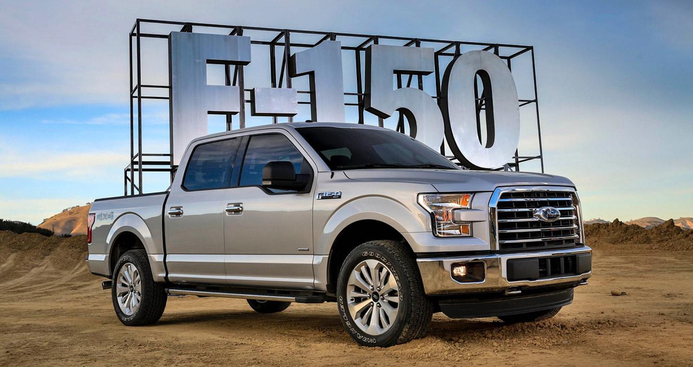 Chiếc Ford-F150 EcoBoost thứ 1 triệu đến tay khách hàng