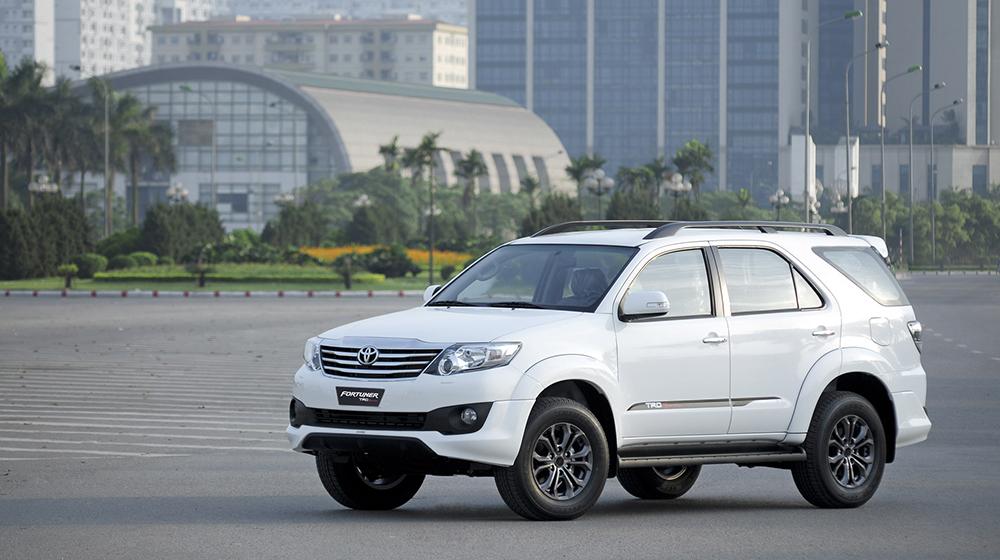 Toyota Việt Nam bán gần 25.000 xe trong tháng 6 đầu năm