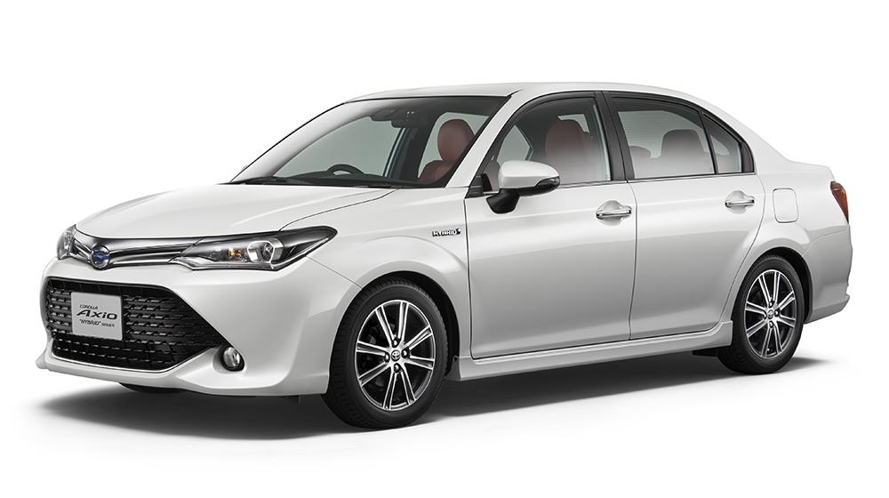 "Toyota giới thiệu Corolla Axio ""50 Limited"", giới hạn 500 chiếc"