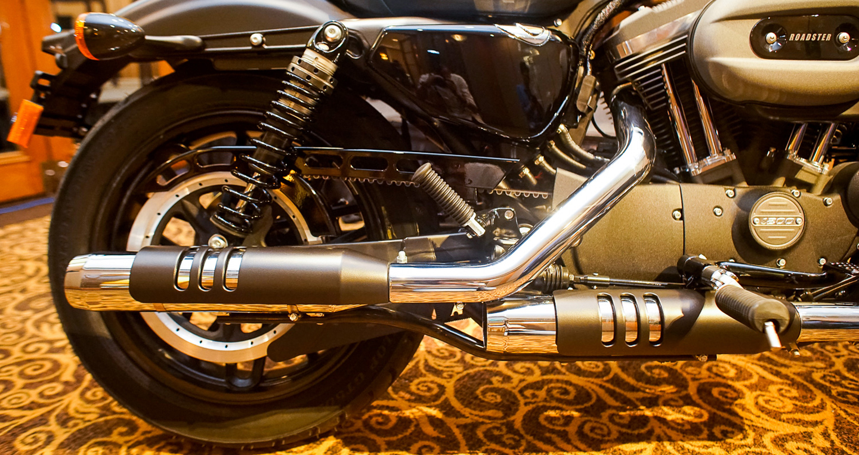 Harley Davidson Roadster 2016 giá bao nhiêu? đánh giá Davidson Roadster 2016 tại Việt Nam 1