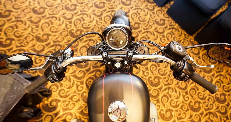 Harley Davidson Roadster 2016 giá bao nhiêu? đánh giá Davidson Roadster 2016 tại Việt Nam 5