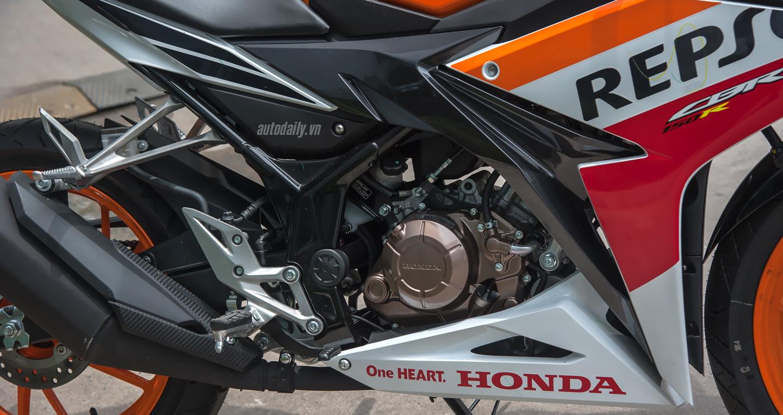 Lộ ảnh Honda CBR150R 2016 bản Repsol xuất hiện tại Hà Nội 16