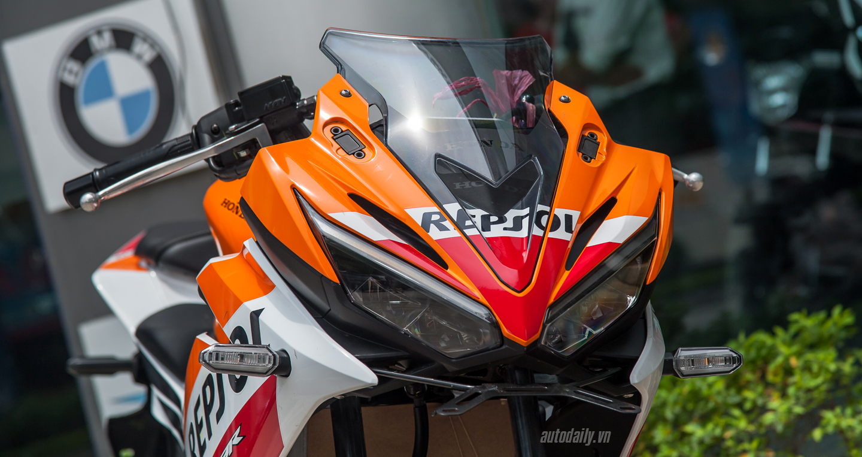Lộ ảnh Honda CBR150R 2016 bản Repsol xuất hiện tại Hà Nội 4