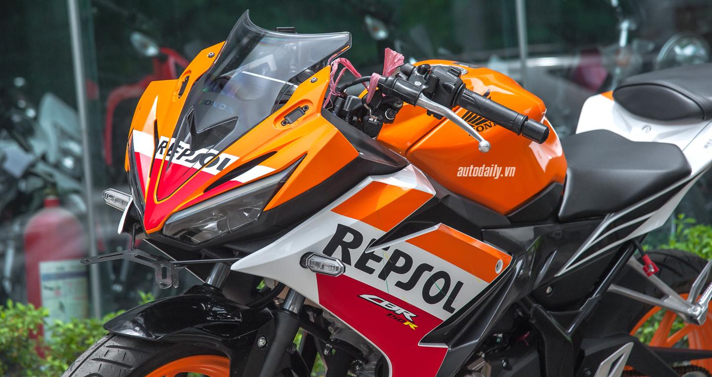 Lộ ảnh Honda CBR150R 2016 bản Repsol xuất hiện tại Hà Nội 3