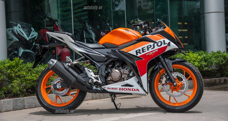 Lộ ảnh Honda CBR150R 2016 bản Repsol xuất hiện tại Hà Nội 2