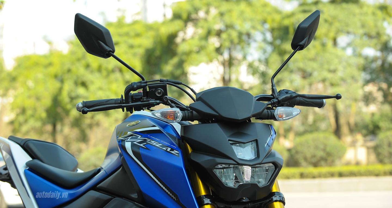 Yamaha TFX 150cc được nhập nguyên chiếc từ Indonesia về Việt Nam 3