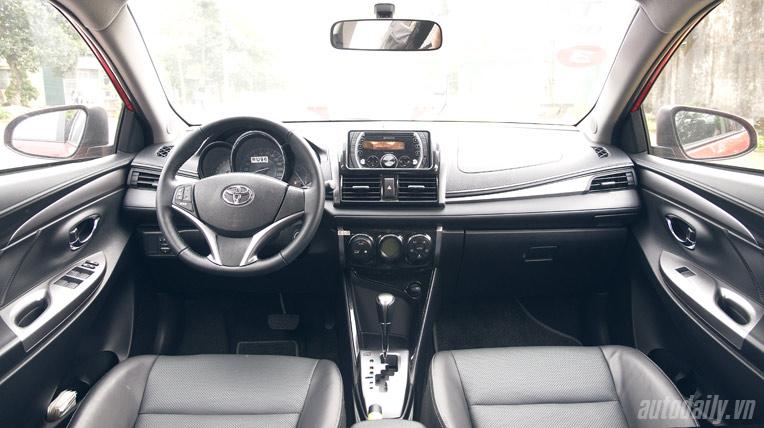 Kết quả hình ảnh cho giới thiệu về hãng xe toyota vios 2014