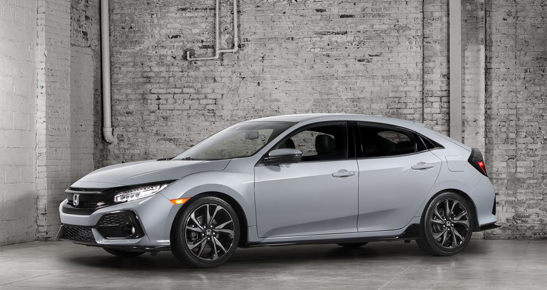 Honda Civic Hatchback 2017 chính thức trình làng