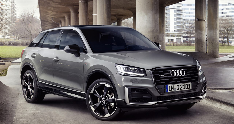 Phiên bản đặc biệt Audi Q2 Edition 1 sắp trình làng