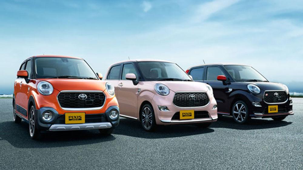 Ôtô Nhật giá rẻ cho chị em đi chợ