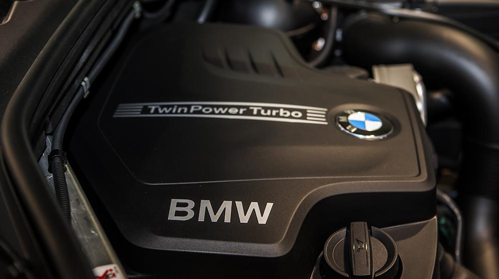 Động cơ Twin Power Turbo quen thuộc của thương hiệu BMW.jpg