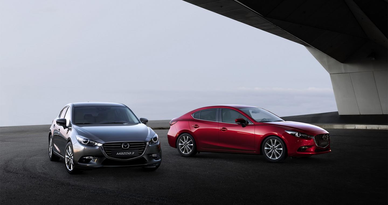 Bản nâng cấp Mazda3 2017 có giá 23.000 USD