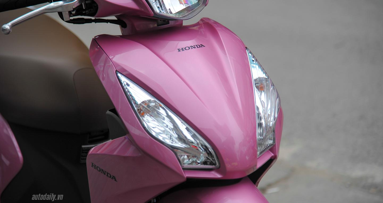 Có nên mua Honda Vision 2016 màu hồng với giá 34 triệu đồng?