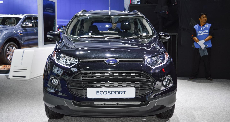 Ford Việt Nam giới thiệu EcoSport phiên bản đặc biệt, giá 654 triệu đồng
