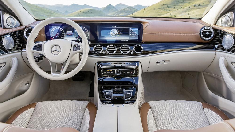 Mercedes E-Class 2017 giá từ 2 tỷ đồng có gì mới?