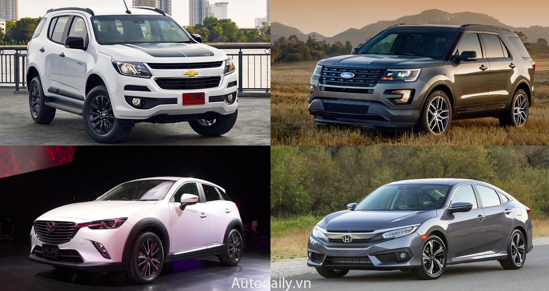 """Điểm danh những mẫu xe """"hot"""" sẽ ra mắt tại Vietnam Motor Show 2016"""