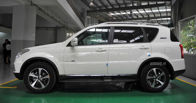 SsangYong Rexton Autodaily (15).JPG