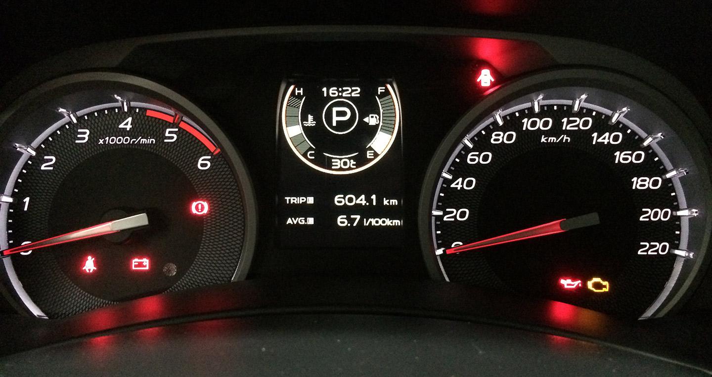 SUV đa dụng Isuzu mu-X: Giá tốt, bảo hành cao lại tiết kiệm nhiên liệu (12).JPG