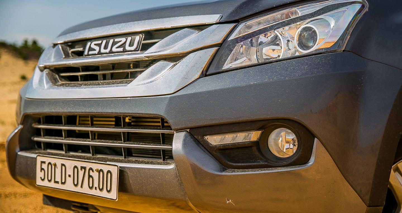 SUV đa dụng Isuzu mu-X: Giá tốt, bảo hành cao lại tiết kiệm nhiên liệu (2).jpg