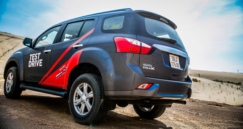 SUV đa dụng Isuzu mu-X: Giá tốt, bảo hành cao lại tiết kiệm nhiên liệu (3).jpg