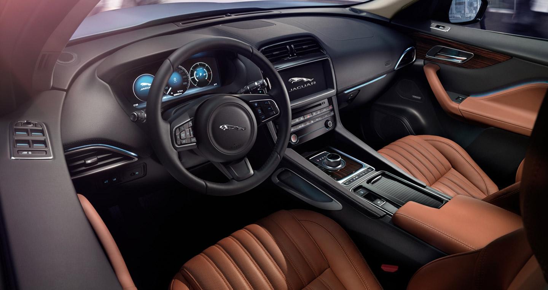 SUV đa dụng Jaguar F-Pace sẽ ra mắt thị trường Việt vào tháng 10/2016 3