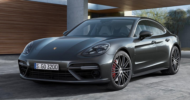 Porsche Panamera thế hệ mới sắp về Việt Nam