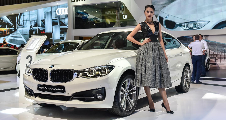 BMW 3-Series GT 2017 trình làng thị trường Việt Nam