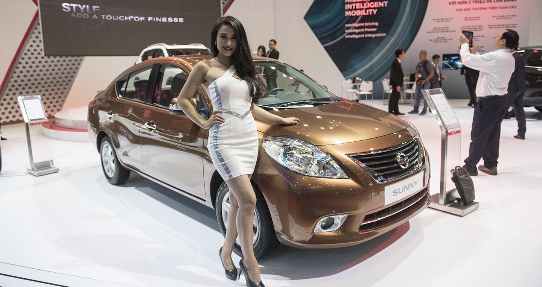Nissan Sunny phiên bản mới ra mắt, giá bán không đổi