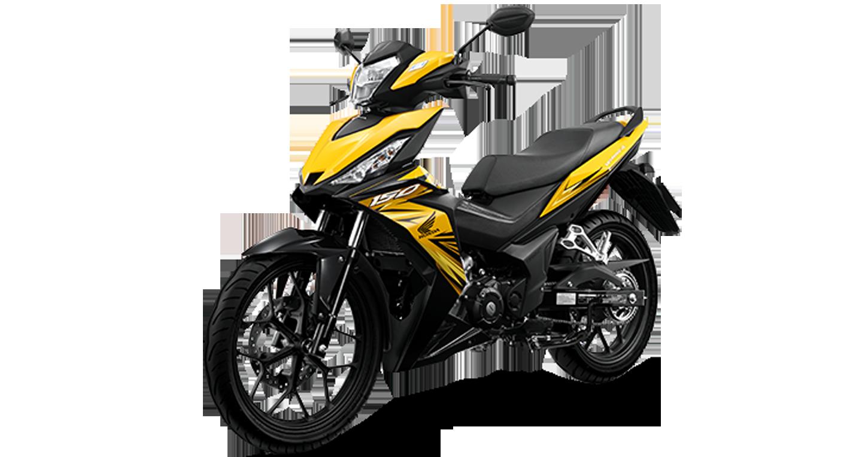 Honda Winner 150cc màu Cam, Vàng và Xanh ra mắt thêm lựa chọn 3
