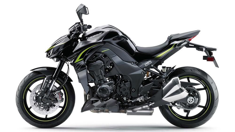 Kawasaki Z1000 R 2017 chính thức trình làng - Thời Báo