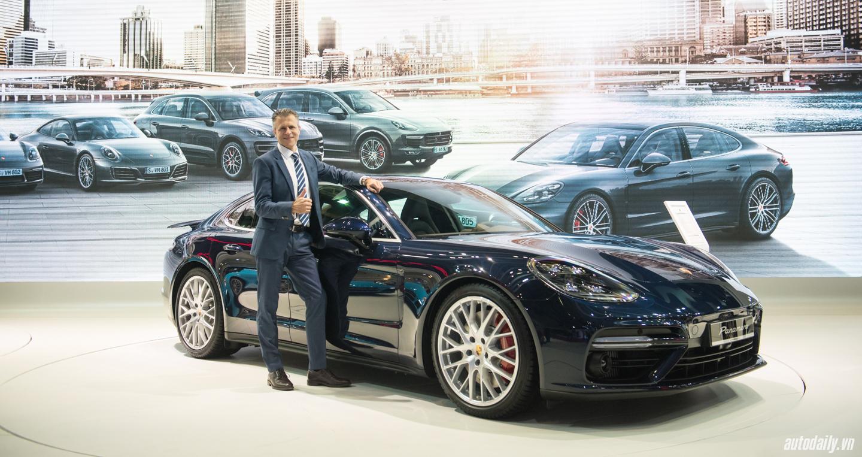 """Tổng Giám Đốc Porsche Việt Nam: """"Chúng tôi vẫn giữ được đà tăng trưởng"""""""