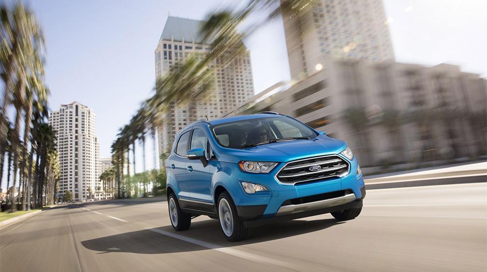 Ford EcoSport 2017 chính thức trình làng
