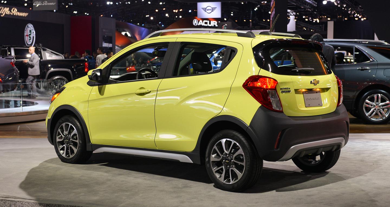Giá xe Chevrolet Spark Activ 2017 từ 16.945 USD với thiết kế hoàn toàn mới-3.jpg