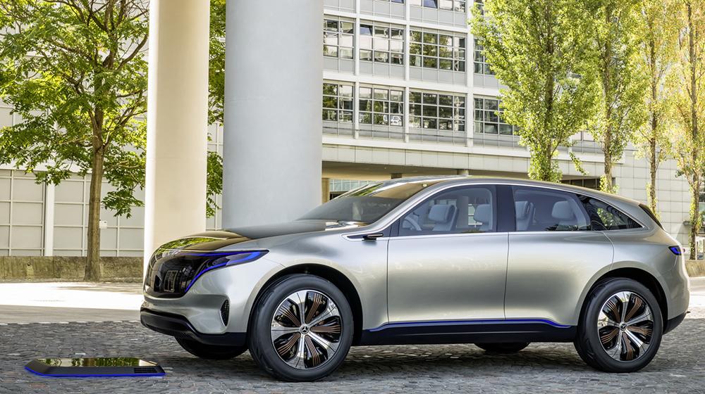 Daimler tiết lộ kế hoạch đầu tư 10,6 tỷ USD vào xe điện