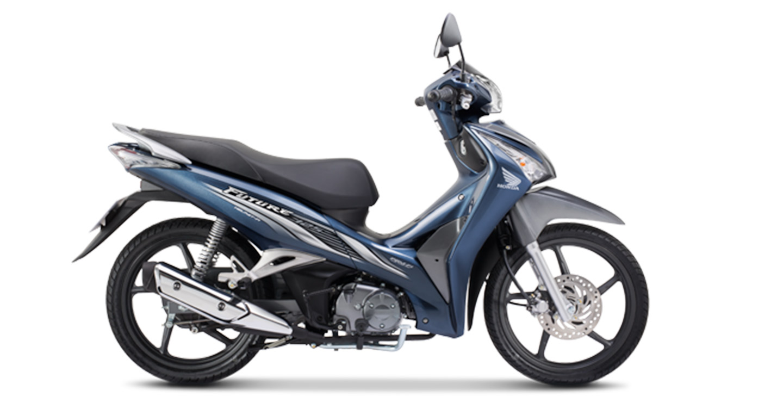Honda Việt Nam giới thiệu Future FI 125 mới