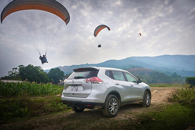 Cảm nhận về Nissan X-Trail qua hành trình Hà Nội – Mai Châu – Ba Khan 8
