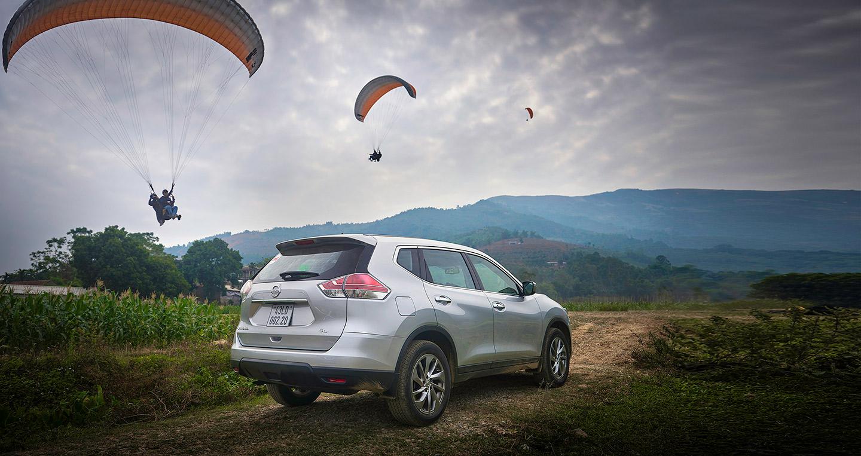 """Nissan X-Trail 2016: """"Thỏi nam châm"""" mới trong phân khúc crossover"""