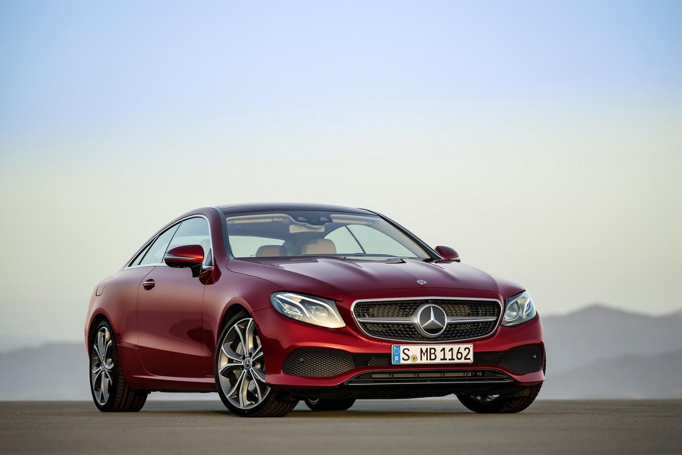 Mercedes-Benz E-Class 2018 giá bao nhiêu? Khi nào về Việt Nam?